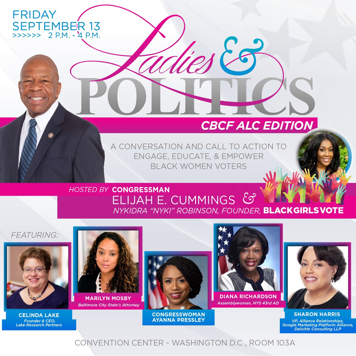Ladies & Politics CBCF ALC Edition